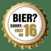 Bier ab 16 Logo