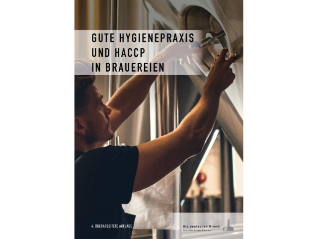 """DBB veröffentlicht aktualisierten Leitfaden """"Gute Hygienepraxis und HACCP in Brauereien"""""""