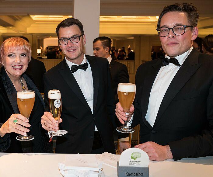 Auf ein Bier mit dem Bundespräsidenten