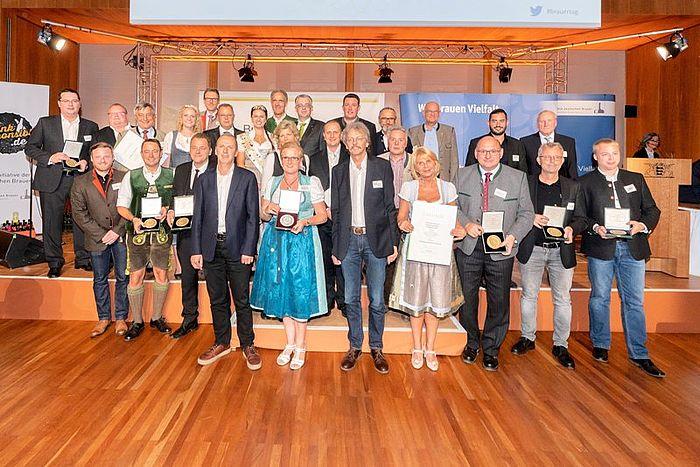 Deutsche Brauereien ausgezeichnet