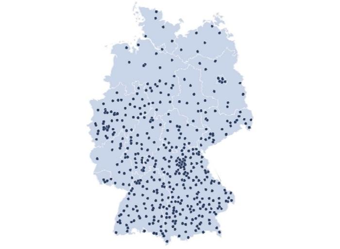 Zahl der Brauereien in Deutschland steigt auf über 1.400