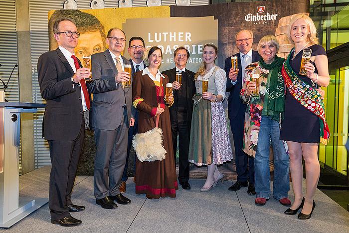 Festveranstaltung Luther und das Bier