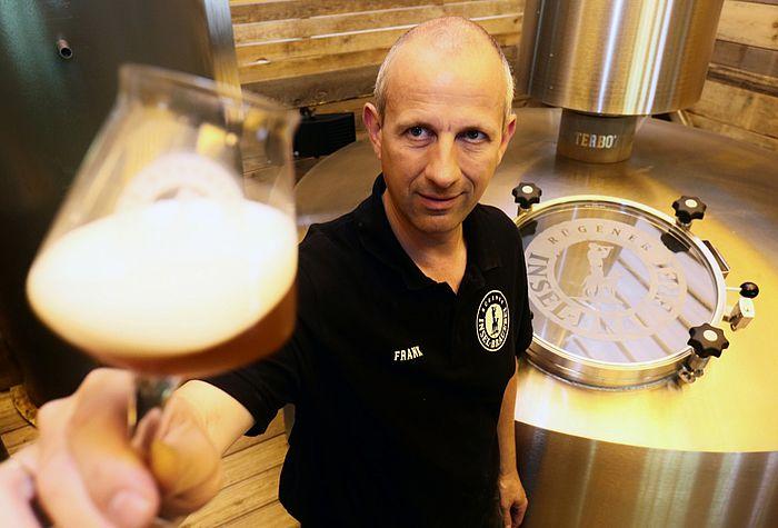 Frank Lucas ist neuer Meister der Bier-Sommeliers