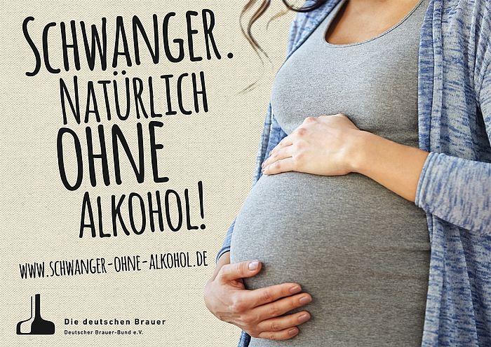 Immer mehr Menschen sind sich der Risiken von Alkohol in der Schwangerschaft bewusst